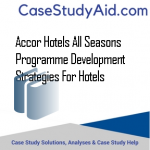 ACCOR HOTELS ALL SEASONS PROGRAMME DEVELOPMENT STRATEGIES FOR HOTELS