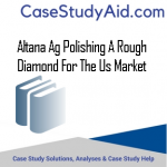 ALTANA AG POLISHING A ROUGH DIAMOND FOR THE US MARKET