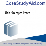 ALTIS BIOLOGICS FROM