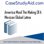 AMERICA MOVIL THE MAKING OF A MEXICAN GLOBAL LATINA