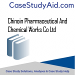 CHINOIN PHARMACEUTICAL AND CHEMICAL WORKS CO LTD