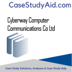 CYBERWAY COMPUTER COMMUNICATIONS CO LTD