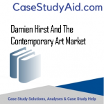 DAMIEN HIRST AND THE CONTEMPORARY ART MARKET