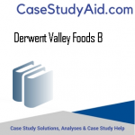 DERWENT VALLEY FOODS B