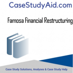 FAMOSA FINANCIAL RESTRUCTURING