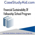 FINANCIAL SUSTAINABILITY OF FELLOWSHIP SCHOOL PROGRAM