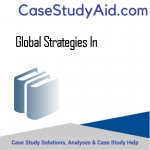 GLOBAL STRATEGIES IN