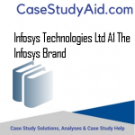 INFOSYS TECHNOLOGIES LTD A1 THE INFOSYS BRAND