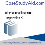 INTERNATIONAL LEARNING CORPORATION B