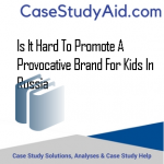 IS IT HARD TO PROMOTE A PROVOCATIVE BRAND FOR KIDS IN RUSSIA