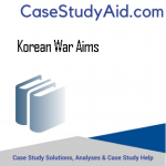 KOREAN WAR AIMS