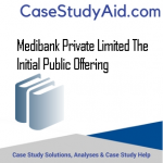 MEDIBANK PRIVATE LIMITED THE INITIAL PUBLIC OFFERING