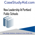 NEW LEADERSHIP AT PORTLAND PUBLIC SCHOOLS