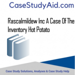 RASCALMILDEW INC A CASE OF THE INVENTORY HOT POTATO