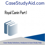 ROYAL CANIN PART I