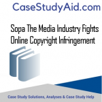 SOPA THE MEDIA INDUSTRY FIGHTS ONLINE COPYRIGHT INFRINGEMENT