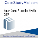 SOUTH KOREA A CONCISE PROFILE 2017
