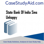 STATE BANK OF INDIA SMS UNHAPPY