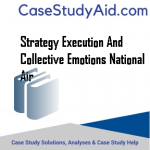 STRATEGY EXECUTION AND COLLECTIVE EMOTIONS NATIONAL AIR