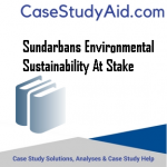 SUNDARBANS ENVIRONMENTAL SUSTAINABILITY AT STAKE