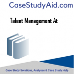 TALENT MANAGEMENT AT
