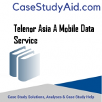 TELENOR ASIA A MOBILE DATA SERVICE