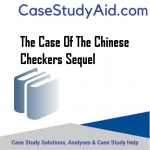 THE CASE OF THE CHINESE CHECKERS SEQUEL