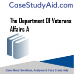 THE DEPARTMENT OF VETERANS AFFAIRS A