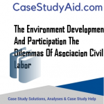 THE ENVIRONMENT DEVELOPMENT AND PARTICIPATION THE DILEMMAS OF ASOCIACION CIVIL LABOR