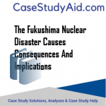 THE FUKUSHIMA NUCLEAR DISASTER CAUSES CONSEQUENCES AND IMPLICATIONS