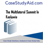 THE MULTILATERAL SUMMIT IN KASLOWIA