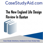 THE NEW ENGLAND LIFE DESIGN REVIEW IN BOSTON