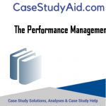 THE PERFORMANCE MANAGEMENT