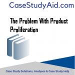 THE PROBLEM WITH PRODUCT PROLIFERATION