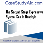 THE SECOND STAGE EXPRESSWAY SYSTEM SES IN BANGKOK