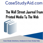 THE WALL STREET JOURNAL FROM PRINTED MEDIA TO THE WEB
