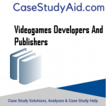 VIDEOGAMES DEVELOPERS AND PUBLISHERS