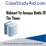 WALMART VS AMAZON BATTLE OF THE TITANS