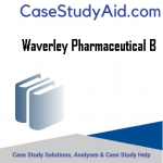 WAVERLEY PHARMACEUTICAL B