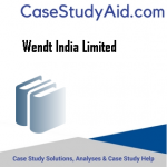 WENDT INDIA LIMITED