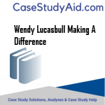 WENDY LUCASBULL MAKING A DIFFERENCE