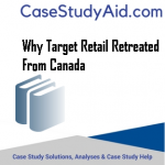 WHY TARGET RETAIL RETREATED FROM CANADA