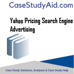 YAHOO PRICING SEARCH ENGINE ADVERTISING